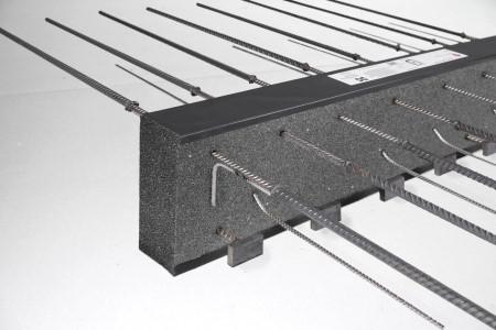Kragplattenanschluss Egcobox®